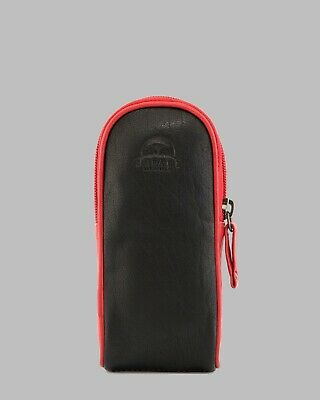 Soft Leather Glasses Case Zip Round by Safari