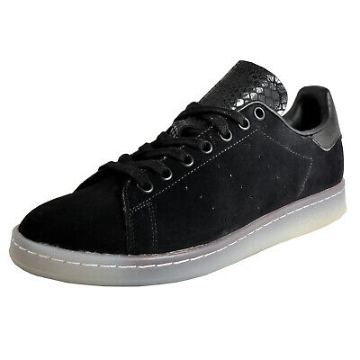 1d0688441c81 Adidas Originals Stan Smith Mens Classic Casual Retro Trainers B Grade Black