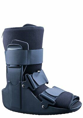 NEW Premium Polymer Low Top Cam Walker Fracture Ankle / Foot Stabilizer Boot