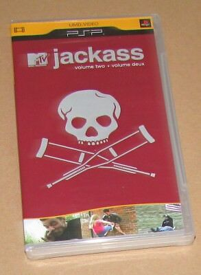 Jackass: Vol. 2 (Sony PSP UMD Video) Brand New / Fast Shipping