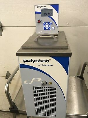 Cole-Parmer Polystat 3C15 Advanced Heat/Cool Bath Used Tested Excellent
