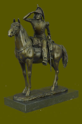 Math Thomas Bronze Statue Western Heritage Handcrafted Art Statue Sculpture T