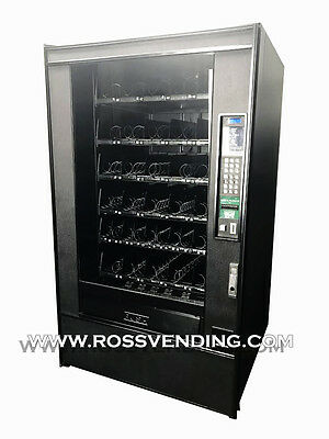 Crane National 147  Glass Front Snack Vending Machine