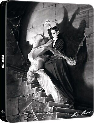 Dracula: Alex Ross Collection (Limited Edition Steelbook) [Blu-ray]