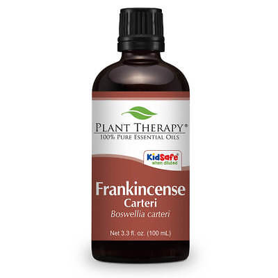 Plant Therapy Frankincense Carteri Essential Oil 100% Pure, Undiluted