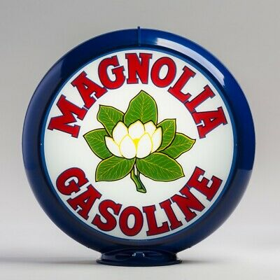 "U.S Only FREE SHIPPING G146 Magnolia 13.5/"" Gas Pump Globe"