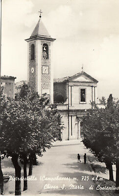 18281-Pietracatella/chiesa Di S.maria Di Costantinopoli