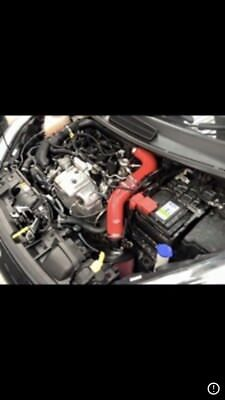 Ford Fiesta Focus 1.0 Ecoboost Red Induction Kit Air Intake
