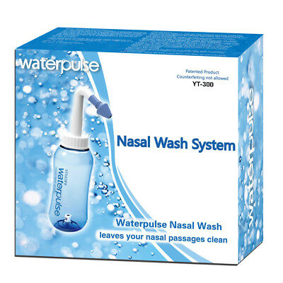L'enfant adulte Neti Pot nez nasal lavage Irrigator Allergie secours rin?age KK