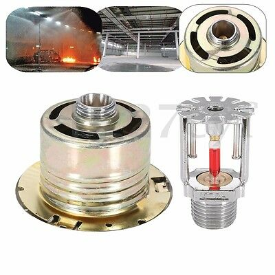 Hidden Fire Sprinkler Head +Cover For Hotel Fire Extinguishing System Protection