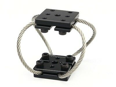 STO S12 wire rope isolator anti-vibration mount