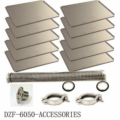 HFS(R) 1.9CuFt DZF-6050 Oven Accessories Pack -Shelves, Tubing, Fittings