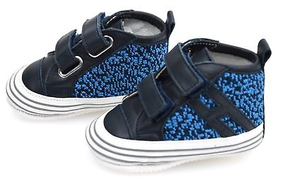9acb6166f6d Hogan Junior Olympia Baby Boy Sneaker Shoes Casual Free Time  Hxb0520I574Ftf0Xta