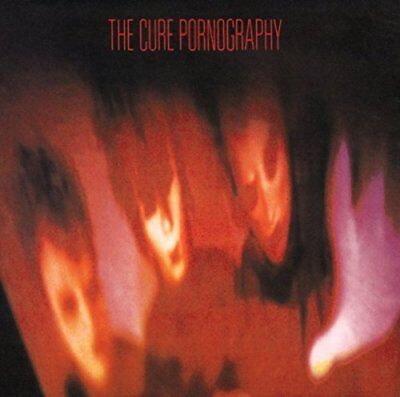 The Cure - Pornography (Remastered) [CD]
