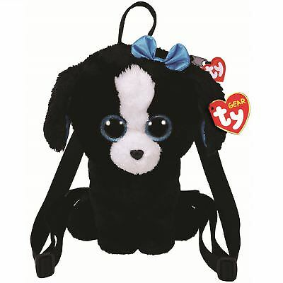 2013ff21a8e Ty Beanie Babies 95008 Ty Gear Tracey the Dog Boo Back Pack