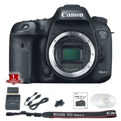 Canon EOS 7D Mark II Digital SLR Camera (Body Only)