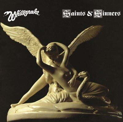 Whitesnake - Saints and Sinners [CD]