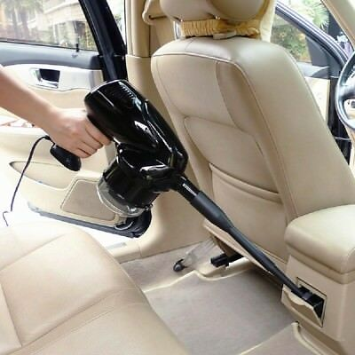 Car Vacuum Cleaner Handheld Auto Wet Dry High Power Strong Suction HEPA Filter