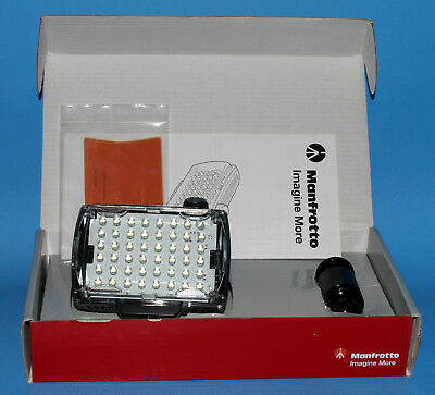Manfrotto SPECTRA LED LIGHT 500S ML500S  - NOS