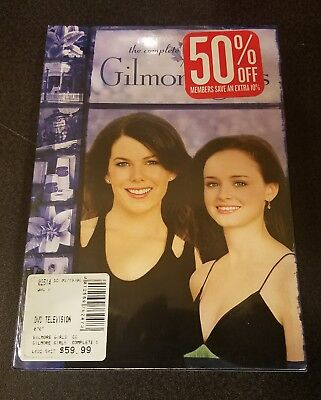 Gilmore Girls: The Complete Sixth Season (DVD, 6-Disc Set) 6 tv show series NEW