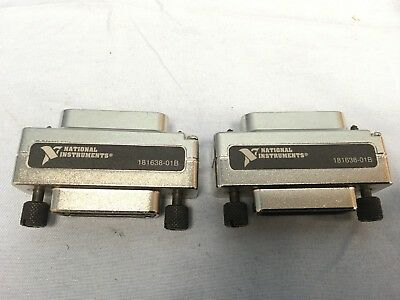 2 NEW National Instruments 181638-01B GPIB Extension Adapter
