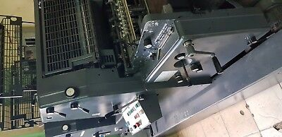 Used Heidelberg Gto 52 2 Color Printing Machine