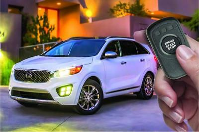 New Oem 2016-2018 Kia Sorento Remote Start Kit-For Push Button Models Only!!
