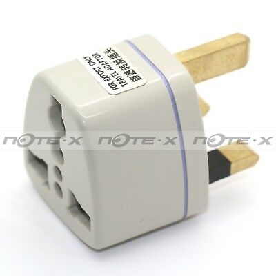 ADAPTATEUR PRISE COURANT FRANCE 220V vers ANGLAISE UK