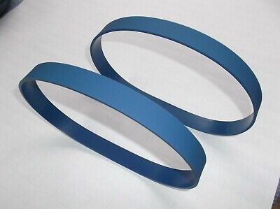 """2 Blue Max Ultra Duty Band Saw Tires For Tradesman 8157 Band Saw 14"""" Band Saw"""