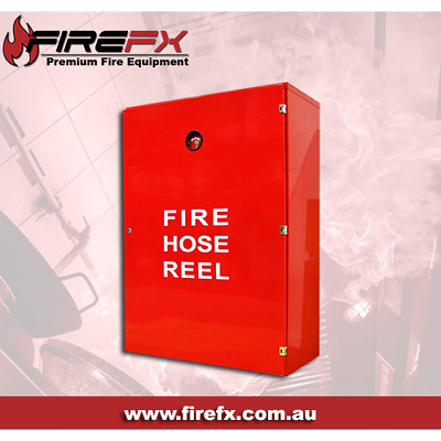 Hose Reel Cabinet With Lock