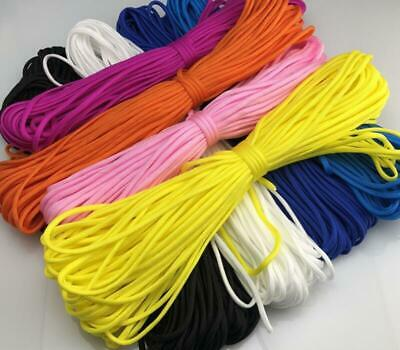 100M 550 Paracord Parachute Cord Lanyard Mil Spec Type III 7 Strand Core