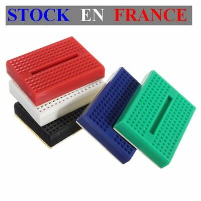 Plaque d'essai - Breadboard 170 Points Prototype Arduino  Raspberry  DIY