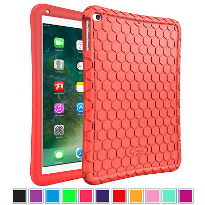 For Apple New iPad 9.7 inch 6th Generation 2018 Tablet Silicone Case Cover Skin