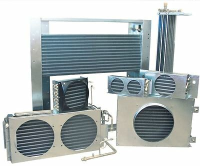 Condenser Ks5013-030, 30m ² (without Fan)