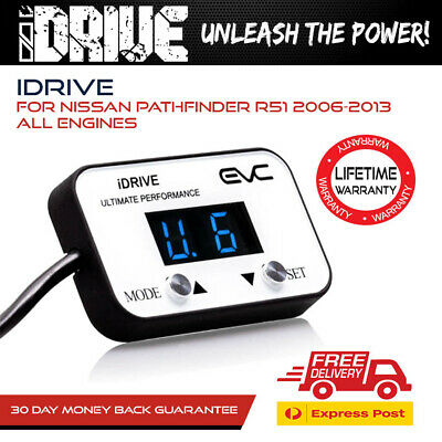 Idrive For Nissan Pathfinder R51 2006-2013 All Engines Thottle Controller Wind B