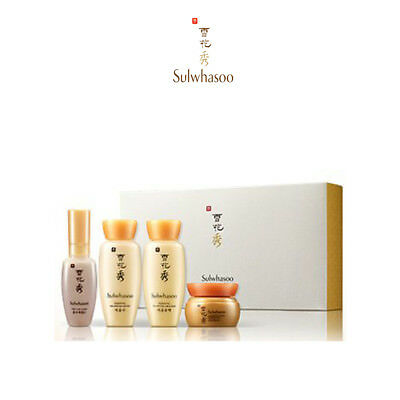 Sulwhasoo Sample Basic Kit (4 Items) Travel Kit | Free Tracking Free Sample