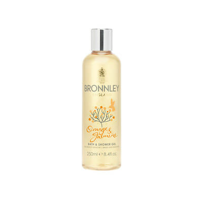 Bronnley Orange & Jasmine – Bath & Shower Gel 250ml
