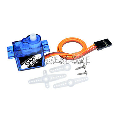 Micro RC Servo Mini Gear 9G SG90 For RC Helicopter Airplane Car Boat Neu