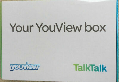 TalkTalk YouView Box Huawei DN360T Same day Post
