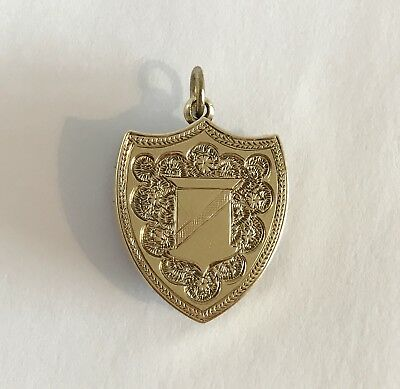 Antique victorian 9ct gold scottish agate shield photo locket antique victorian 9ct gold scottish agate shield photo locket pendant fob aloadofball Image collections