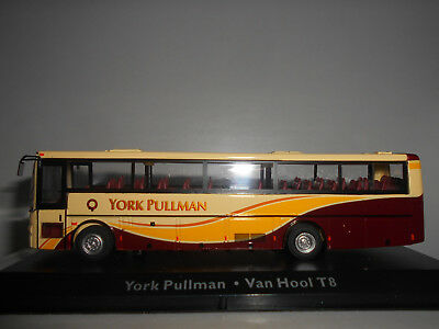 Van Hool T8 York Pullman Bus Collection #112 Premium Atlas 1:72