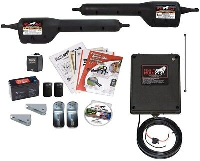 Mighty Dual Swing Automatic Gate Opener Mule Medium Duty Designed Easily Install