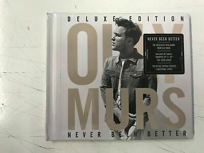Olly Murs - Never Been Better Deluxe Edition (CD)