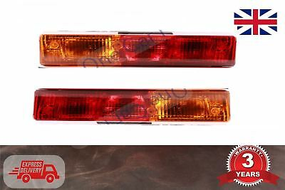 PAIR Fiat 666,766,880,980,100-90,110-90 Tractor LH+RH Rear Brake Stop light lamp