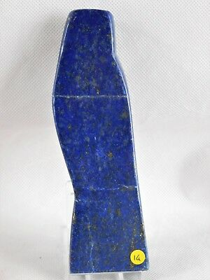 14) lapis lazuli Natural Blue Gemstone Crystal Fools Gold Pyrite Afghanistan