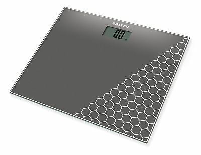 Salter Compact Digital Bathroom Scales Toughened Gl Measure Body Weight