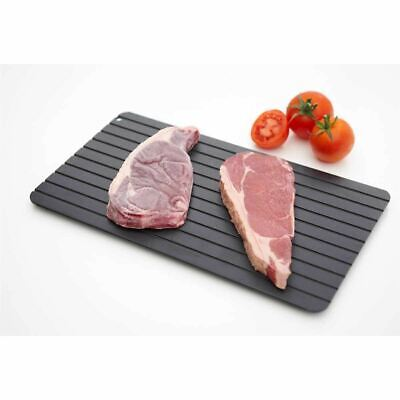 Aluminium Quick Frozen Food Defrost Tray Rapid Meat & Poultry Defrosting Tray
