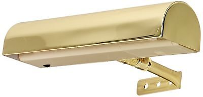 Concept Lighting Ultra Efficient Cordless Picture Light, Brass 11-1/2-Inch