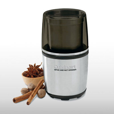 NEW CUISINART  Nut and Spice Grinder SG-10A