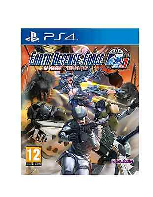 Earth Defense Force 4.1 The Shadow of New Despair (Playstation 4)
